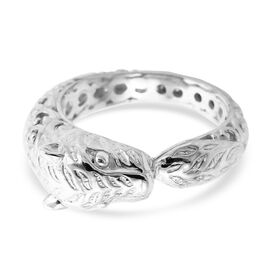 Royal Bali Collection - Sterling Silver Leopard Ring