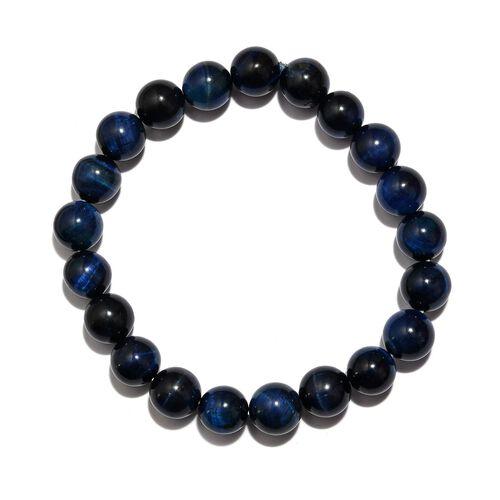 Tigers Eye Stretchable Beaded Bracelet 7.5 Inch