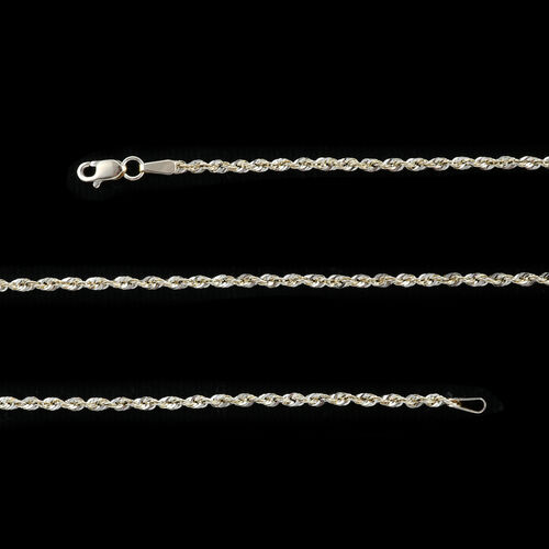 Royal Bali Collection 9K Yellow Gold Rope Necklace (Size 30)