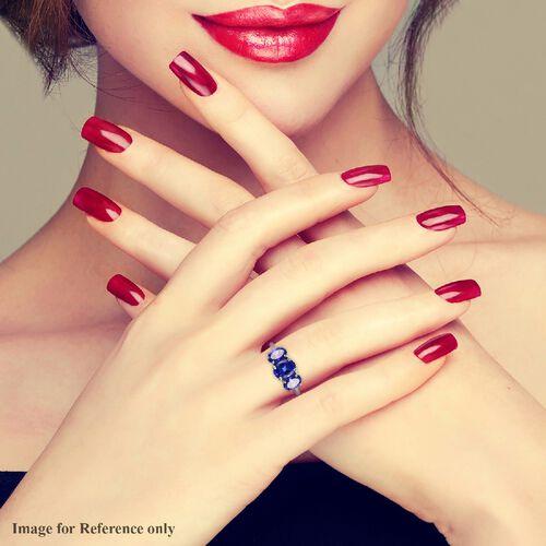 RHAPSODY 950 Platinum AAA Tanzanite Ring 3.25 Ct, Platinum wt. 4.50 Gms