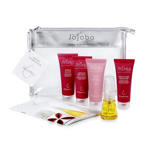 85ml Jojoba Oil with Travel Set