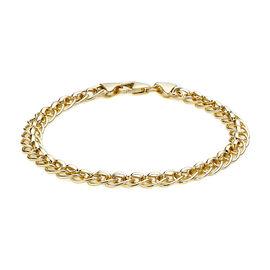 9K Yellow Gold Bracelet (Size 7.5), Gold wt 4.10 Gms.