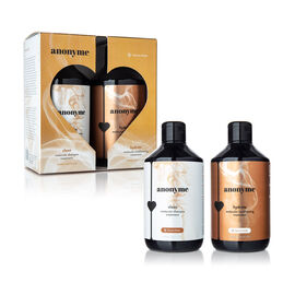 Anonyme: Clean & Hydrate Duo (Molecular Shampoo - 500ml & Conditioner - 500ml) Femme Fatale