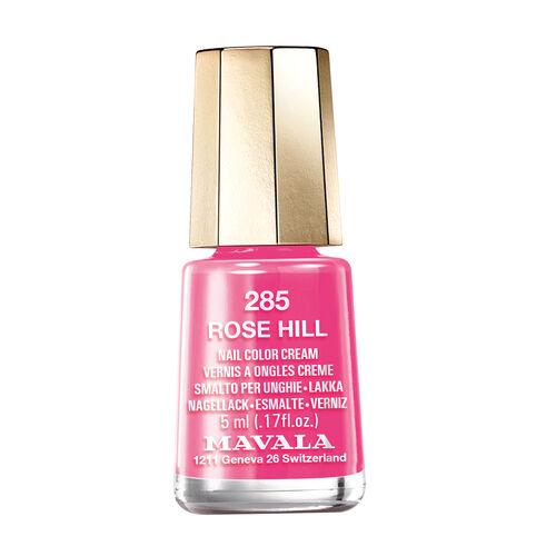 Mavala: Care Pack - Nail Polish Remover Pads (x 30), Nail Polish Treasure (117) &  (285), Nail Brush, Pink Foot Roller & Cuticle Remover - 5ml
