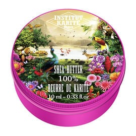 Institut Karite Paris:  100% Pure Shea Butter Jungle Paradise Fragrance Free - 10ml