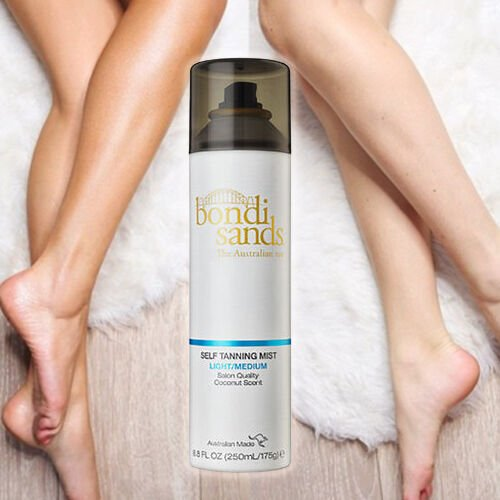 Bondi Sands: Self Tanning Mist (Light/Medium) - 250ml