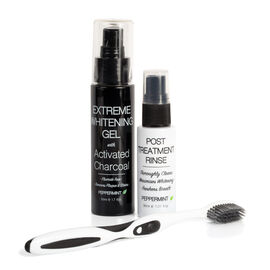 CB&CO Ultimate Teeth Whitening Activated Charcoal Trio Set