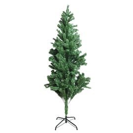 5.9 ft Tall Christmas Tree with Iron Base