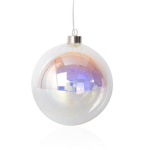 Translucent Ball Aurore LED Light (15 Cm)