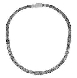 Royal Bali Collection Sterling Silver Tulang Naga Necklace (Size 19), Silver wt 63.52 Gms.