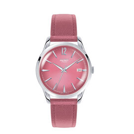 Henry London Hammersmith Ladies Watch with Dusky Pink Leather Strap