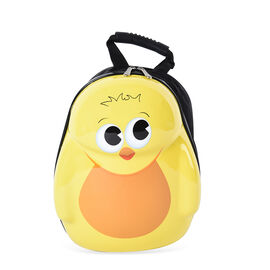 Cute Chick Kids Backpack (Size 31x23x9cm) - Yellow