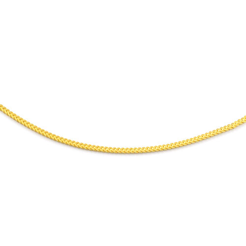 NY Close Out - Diamond Cut Designer Rope Matinee Necklace (Size 24) in 14K Gold Overlay Sterling Sil