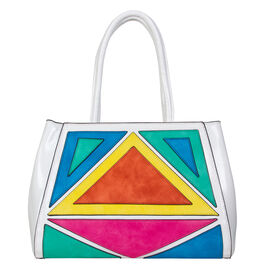 Bulaggi Collection -  Angel Shoulder Bag - White