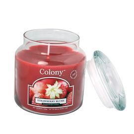 Wax Lyrical Classic Jar Candle - Strawberry Blush (426g)