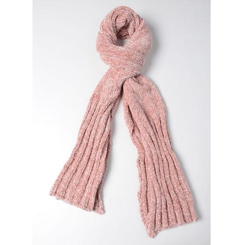 Pink Colour Scarf (Size 202x30 Cm)