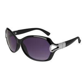 SolarX Womens Fashion UV 400 Sunglasses - Black