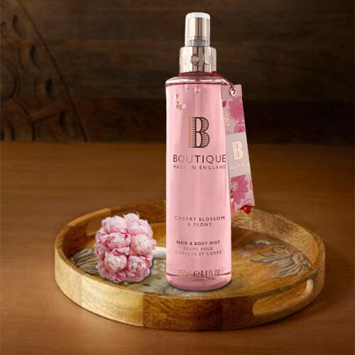 Boutique: Cherry Blossom & Peony Body Mist - 250ml