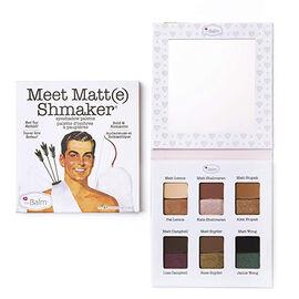 The Balm: Eyeshadow Palette - Matte Schmaker