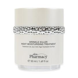 Skin Pharmacy:  Wrinkle Killer Night Moisturising Treatment - 50ml