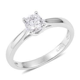 Iliana Diamond Solitaire Ring