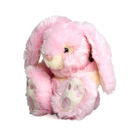 Keel Toys - Easter Special Patchfoot Rabbit (Size 18 Cm) - Pink Colour