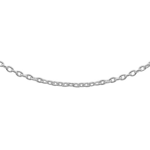One Time Close Out Deal- Sterling Silver Necklace (Size 16)