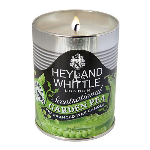 Heyland & Whittle: 459 Kitchen & Garden Garden Pea & Tomato Candle Duo - 250g