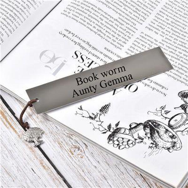 Personalised Engravable Tree of Life Book Mark