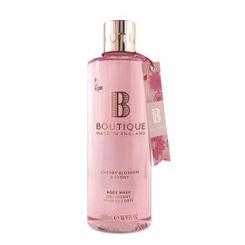 Boutique: Cherry Blossom & Peony Body Wash - 500ml