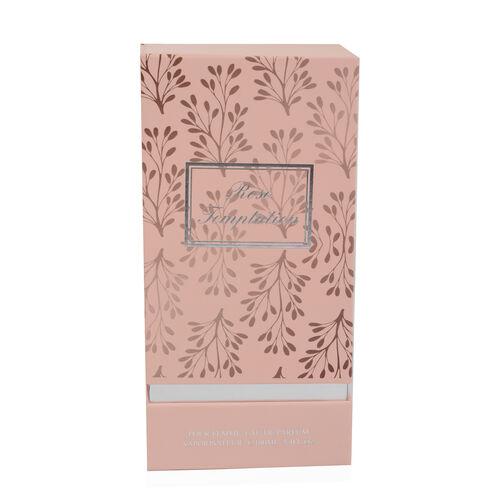 Rose Temptation: Eau De Parfum - 100ml