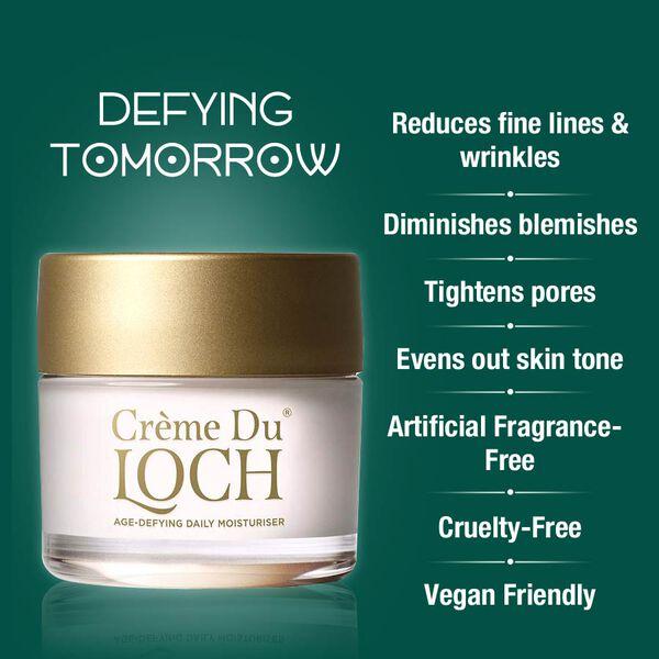 Creme Du Loch: Age Defying Daily Moisturiser - 50ml