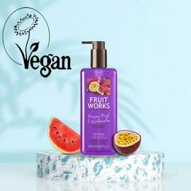 Passion Fruit & Watermelon 500ml Hand Wash