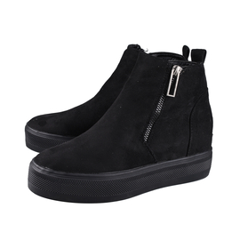 Manchester Closeouts Ankle Trainer Boot Black