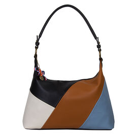 Bulaggi Collection- Elise Hobo Shoulder Bag (Size 34x25x12 Cm) - Multi