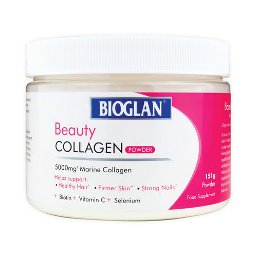 Bioglan: Bio Collagen Powder - 151g