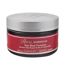Royal Moroccan: Hair Mask Treatment (For Dry and Coloured Hair) - 250ml
