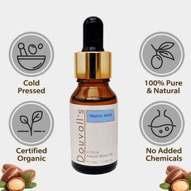 Douvalls: Moroc Argan & Essential oils - 15ml
