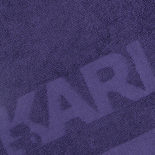 Karl Lagerfeld - Beach Towel With Beach Bag - Navy
