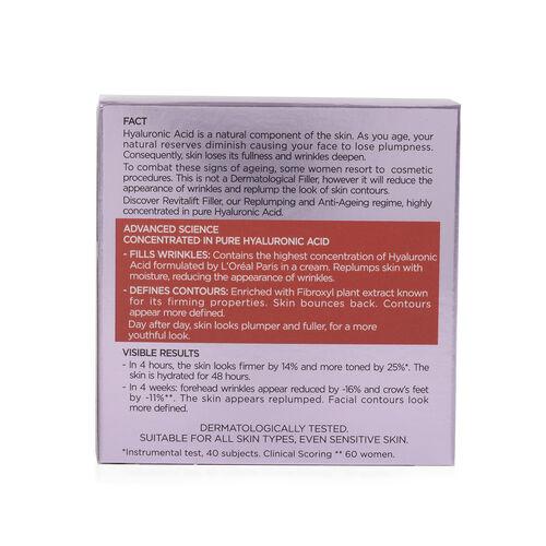 Loreal: Replumping Care Anti-Ageing -Day - 50ML