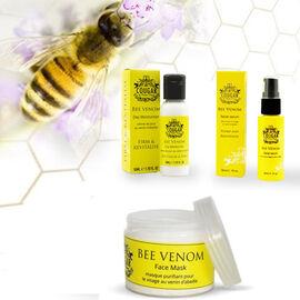 CB&CO: Bee Gift Set (Incl. Facial Serum - 30ml, Face Mask & Day Moisturiser - 50ml)
