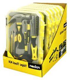 ROLSON 16pc Home Tool Kit