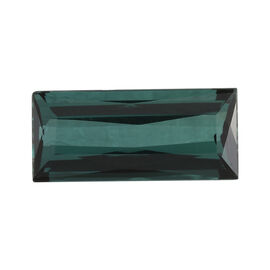 AAA Indicolite Baguette Free 11.80x5.5 Faceted 2.18 Cts