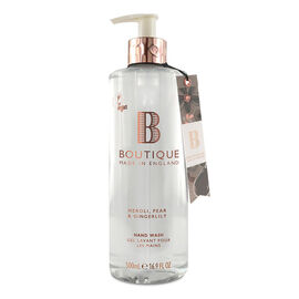 Boutique: Neroli, Pear & Gingerlily Hand Wash - 500ml