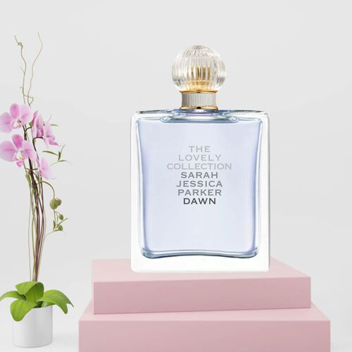 Sarah Jessica Parker: The Lovely Collection - Dawn Eau De Parfum - 100ml (With Free Dawn Body Lotion - 100ml)