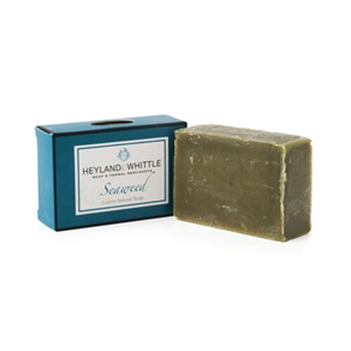HEYLAND AND WHITTLE-Seaweed, Tea Tree, Herbal Mint Soaps
