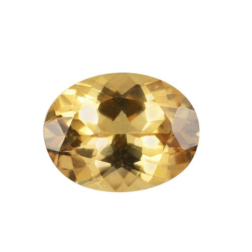 AAA Imperial Topaz Oval 8.5x6.5 Faceted 1.52 Cts