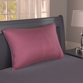 Serenity Night - 100% Cotton Pillow Case (75x50cm) - Smoky Pink