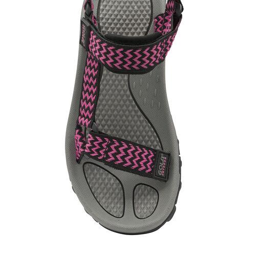Gola Blaze Walking Sandals (Size 3) - Pink and Black