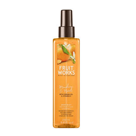 FruitWorks: Mandarin & Neroli Body Mist  (With Argan Oil & Vitamin E) - 250ml